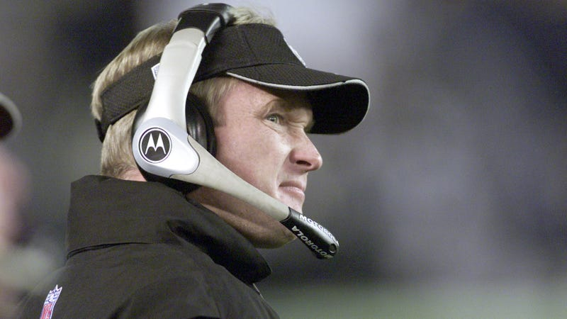 Raiders are going all in to try and bring back Jon Gruden