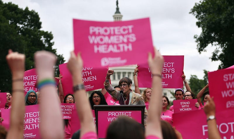 Illustration for article titled Planned Parenthood Will Offer Free STD Testing for 'National Pink Out Day'