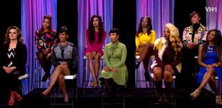 Cast members from Sorority SistersVH1 Screenshot