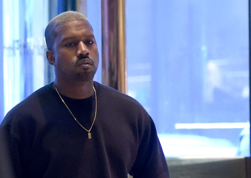 Kanye West is 'working on a new album on a mountaintop'