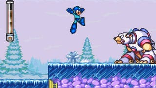 A Whole Bunch Of Classic Mega Man Games Are Bound For Wii U