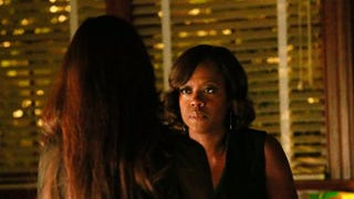 When Annalise (Viola Davis) takes on a new client, the team must investigate a very high-end sex club to get answers.Mitchell Haaseth/ABC