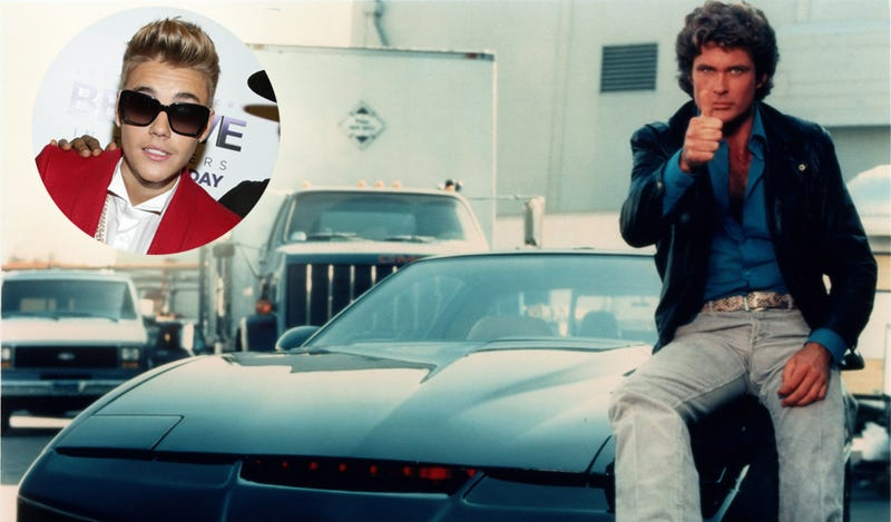 Illustration for article titled Justin Bieber Is The New Voice Of KITT