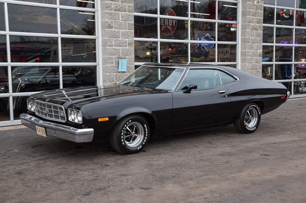 1973 Ford Gran Torino Black – Articleblog info