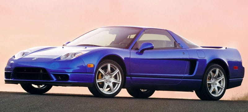 remember the whimpering death of the old acura nsx. Black Bedroom Furniture Sets. Home Design Ideas