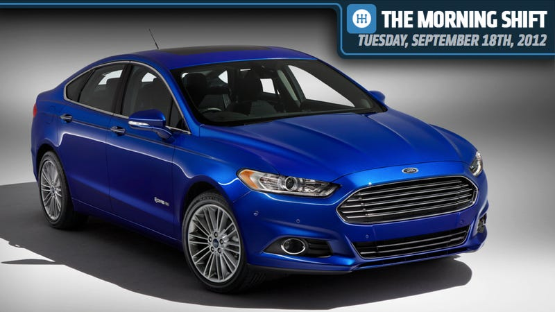 Illustration for article titled Ford's Fusion Gets 47 MPG, Toyota Doesn't Get The Fiat 500,  And The CAW Gets A Deal