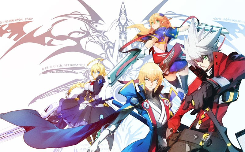 Illustration for article titled BlazBlue Isn't As Fun Without English Voices