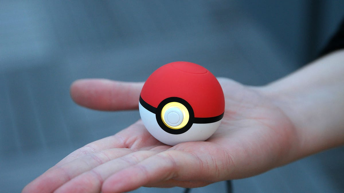 Nintendo Poke Ball Plus Review: A Trainer's Best Friend