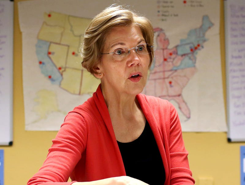 Illustration for article titled Elizabeth Warren Disappointed After DNA Test Shows Zero Trace Of Presidential Material