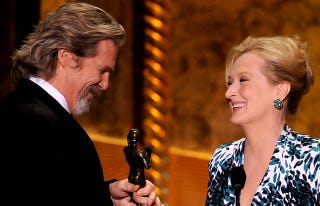 Illustration for article titled Meryl Streep could be joining Jeff Bridges in The Giver
