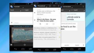 Illustration for article titled Tudtad, hogy a Google Translate-tel lehet csevegni?