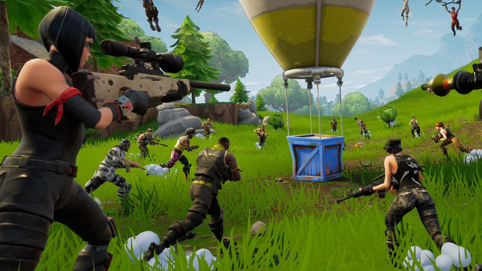 Fortnite Summer Skirmish Winner Accused Of Cheating, Defended By Epic