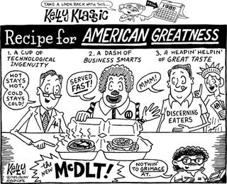 Illustration for article titled Editorial Cartoon - June 29, 2009