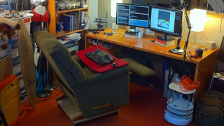 Hack A La Z Boy (or Other Recliner) Into A Rolling Desk Chair, And Your  Back Might Thank You.
