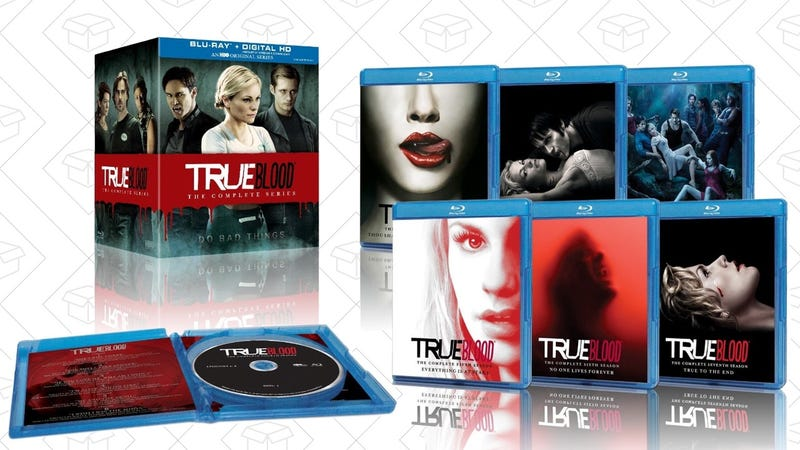 True Blood: The Complete Series, $88