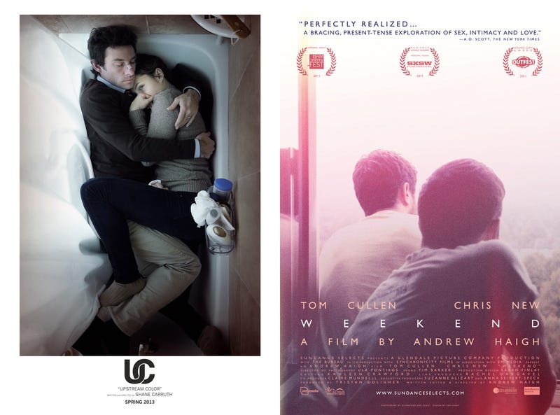 Illustration for article titled Double Feature: Upstream Color and Weekend