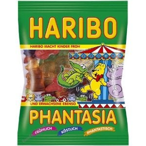 Illustration for article titled Today's Gummi: Haribo Phantasia