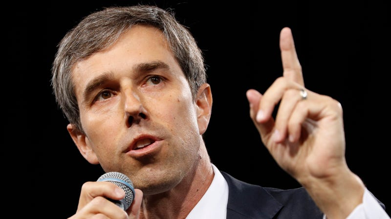 Illustration for article titled Beto O'Rourke's First Policy Proposal Is a $5 Trillion Plan to Tackle Climate Change