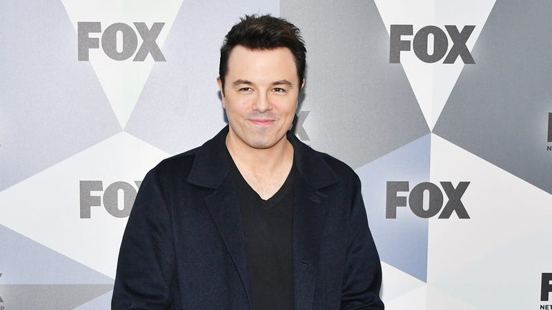 "Illustration for article titled Seth MacFarlane says he's ""embarrassed"" to work for Fox"