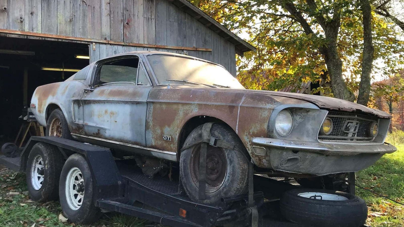 1968 Mustang Fastback For Sale Craigslist