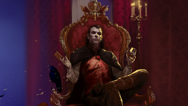 D&D s Culturally Sensitive Strahd Revamp Is Here, But It ll Cost You