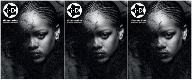 Illustration for article titled Because Too Much Rihanna Is Never Enough, There's Now a 'Rihannazine'