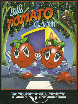 Illustration for article titled Bill's Tomato Game For Megadrive Released!