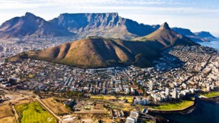 Cape Town, South AfricaThinkstock