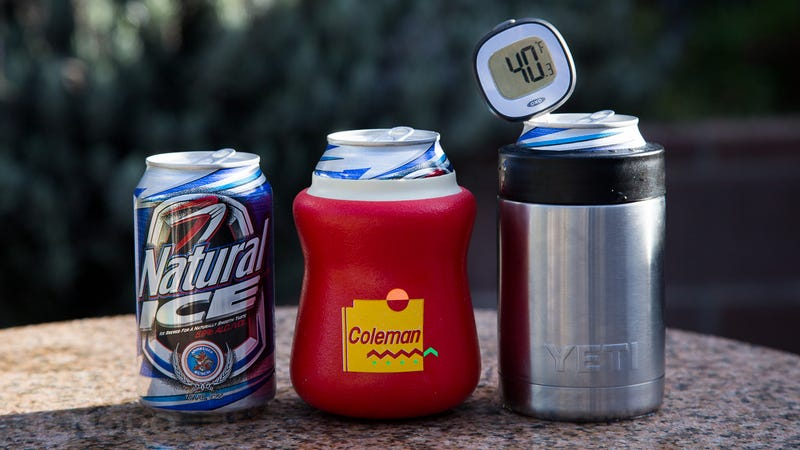 I Put the Ultimate Beer Koozie to the Test and It Did Not