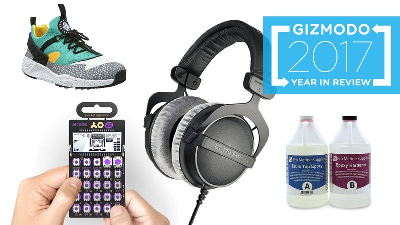 Images: Nike, Teenage Engineering, Beyerdynamic, Pro-Marine Supplies