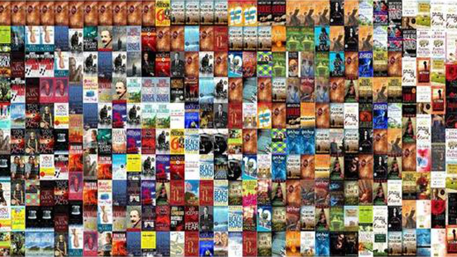 84ebe06404ce All the best selling books covers since 2000 reveal interesting trend
