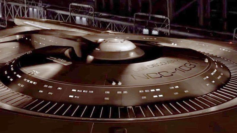 Screenshot: Star Trek: Discovery teaser/YouTube