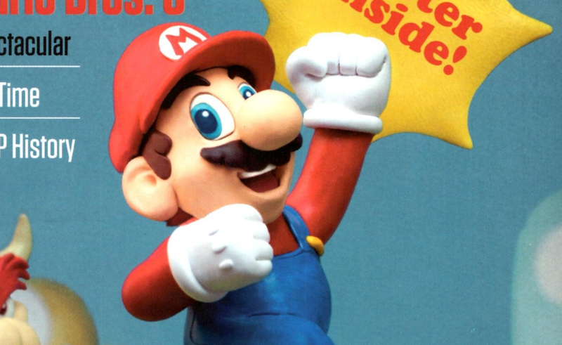 Image via Nintendo Power's final issue cover