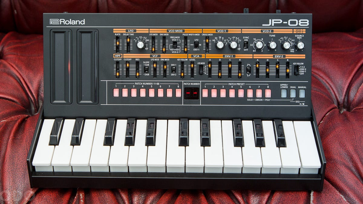 Roland Boutique Series Review: Retro Synth Sound for Modern