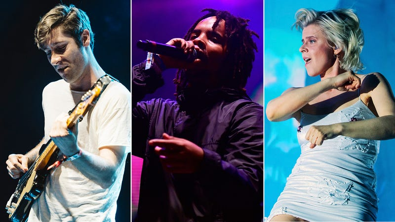 Raucous indie rockers and dance-pop icons: 13 of Pitchfork 2019's best bets