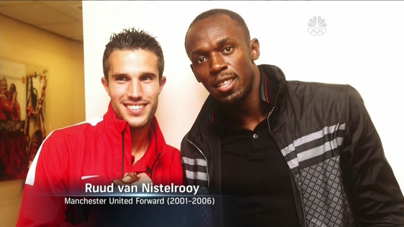 Illustration for article titled NBC Celebrates EPL Opening Day By Not Knowing Who Robin Van Persie Is