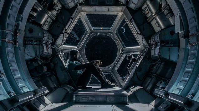 The Stowaway Soundtrack Sets a Deceptively Gorgeous Mood for Deep-Space Danger