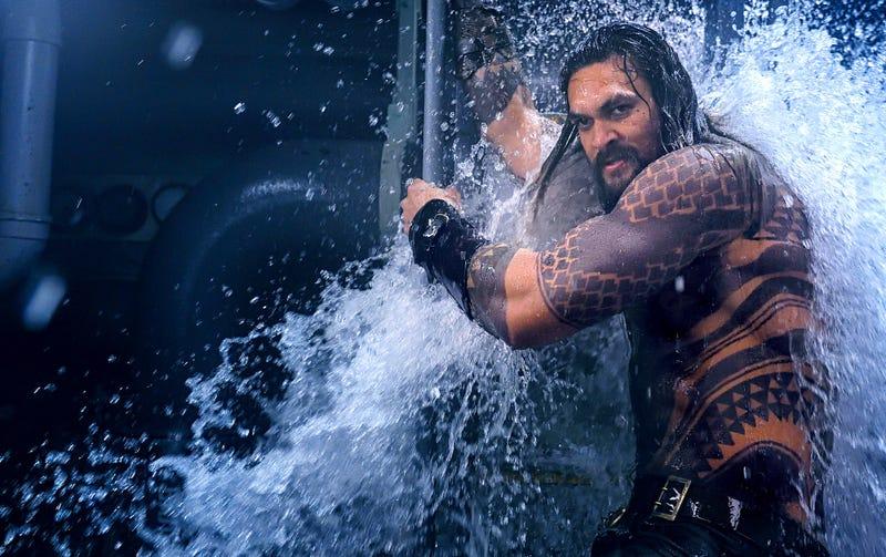 Illustration for article titled Las nuevas imágenes de Aquaman revelan por fin a los villanos de la película