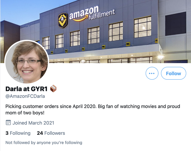 There s Something Fishy About Amazon s Anti-Union Twitter Army