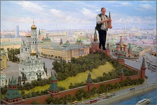 Illustration for article titled Mini Moscow Gallery