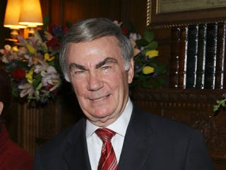 Sam Donaldson in 2008 (Stephen Lovekin/Getty Images)