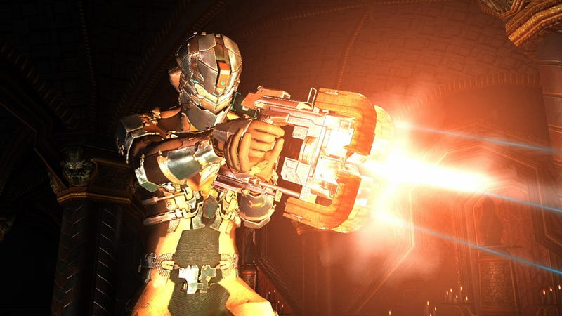 Dead Space 2\'s Miner Upgrades, Including A Solution To A Lack Of ...