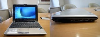 Illustration for article titled Asus' N10 Non-Eee UMPC Gets Some Hands-On Action, More Specs