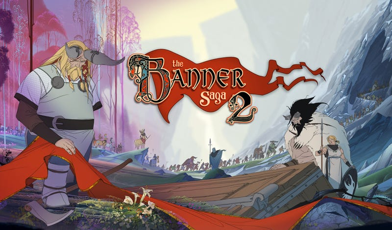 Illustration for article titled The Banner Saga 2 Headlines Xbox's Games With Gold For July