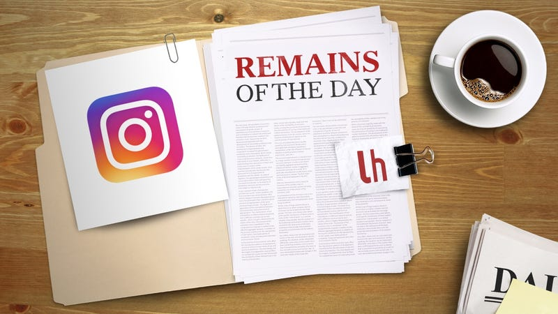Illustration for article titled Remains of the Day: Instagram Adds More Tools to Moderate Comments
