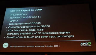 Illustration for article titled AMD Promises DirectX 11 in 2009
