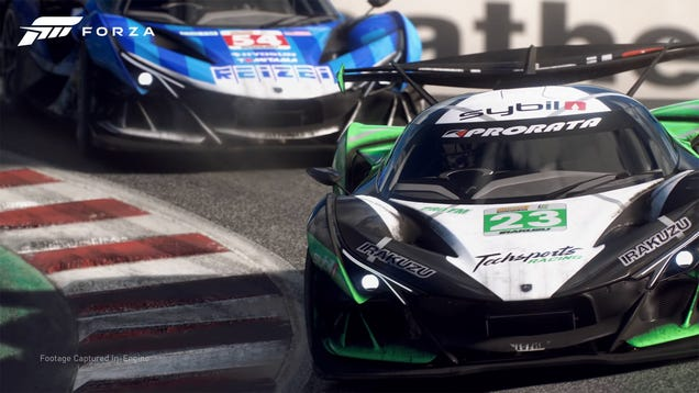 The Next Forza Motorsport Is Gearing Up For Early Testing, And You Can Be A Part Of It