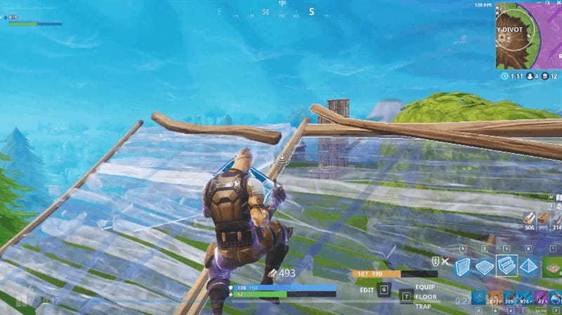 Fortnite S New Hop Rocks Are Making The Game Wild
