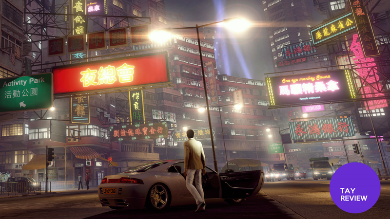 Illustration for article titled Sleeping Dogs: Definitive Edition: The TAY Review