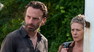 Illustration for article titled Carol and Rick clash on a decisive episode of The Walking Dead